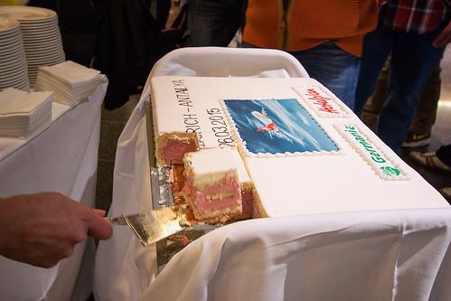 Erstflug HolidayJet Germania & Hotelplan Suisse, ZRH–AYT–ZRH 26.3.2015