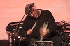 a.Tucker,Hallett,Juun,Phillips Marks on drums at Club Integral, 27.3.2015