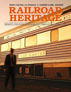 Railroad Heritage 40, Spring 2015