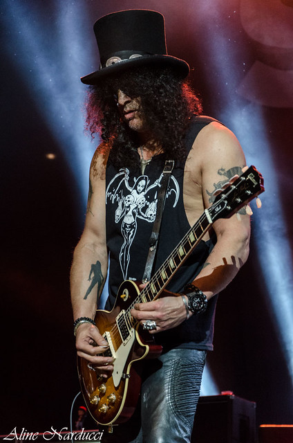 Slash feat Miles Kennedy & The Conspirators - Live Espaço das Américas - 22-03-2015