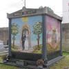 Tombe de la famille de Guisti - Cimetière de l'est, Angers (49)