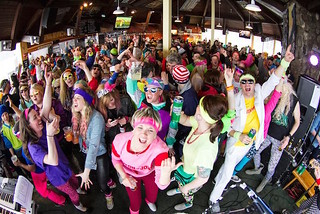 Loon Mountain's '80s Day (Facebook/Loon Mountain Resort)