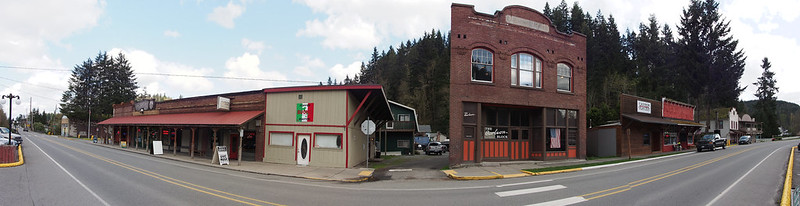 Downtown Wilkeson