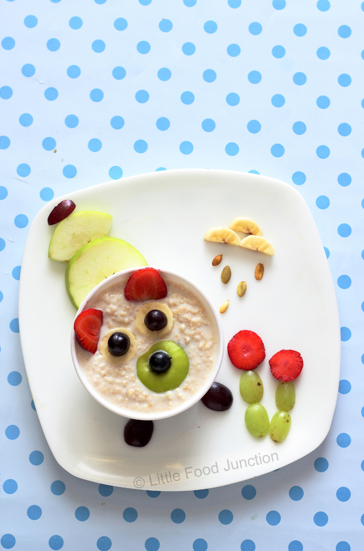 Little food junction oatmeal fun 1 jumping fox forumfinder Image collections