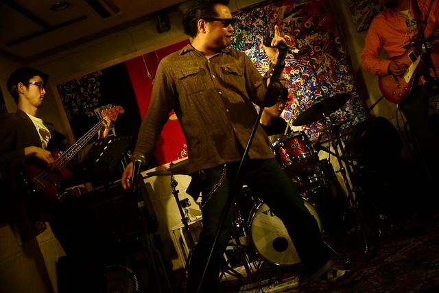 CLASSIC ROCK JAM at Cafe KICK, Tokyo, 23 Apr 2015. 023