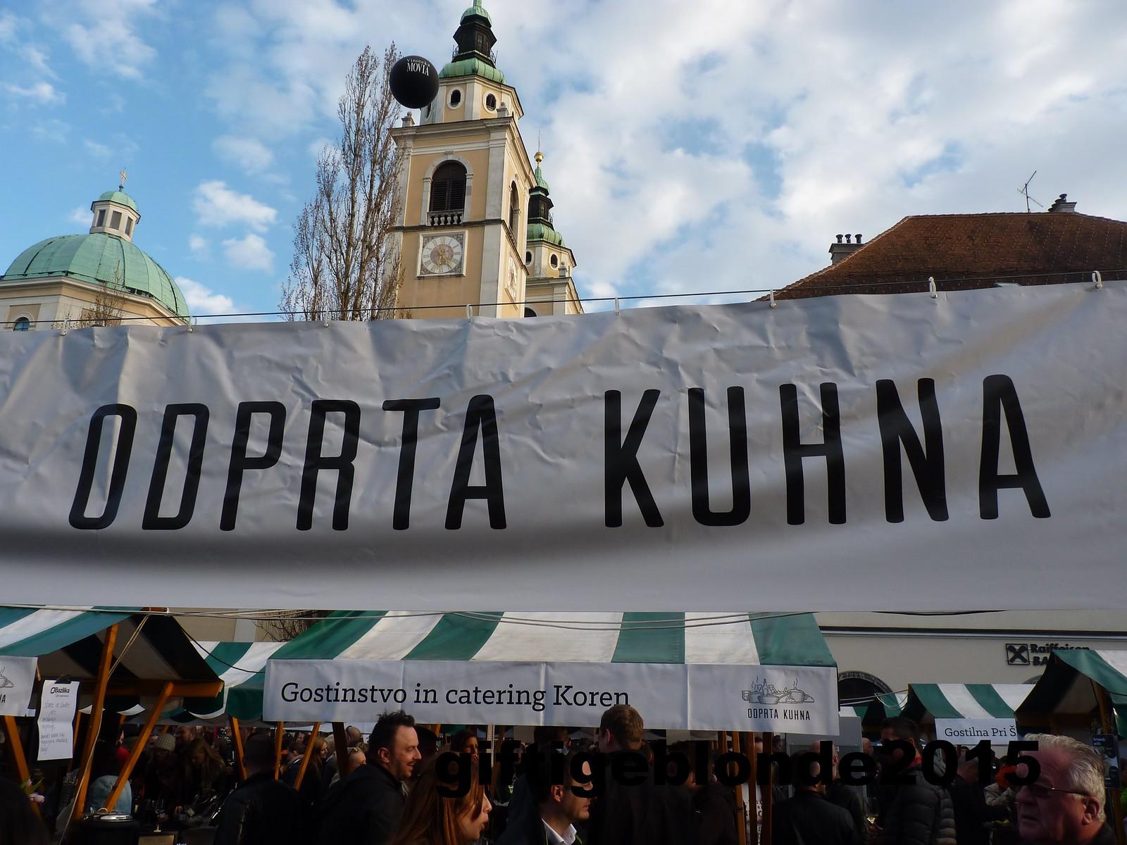 Odprta Kuhna, Ljubljana