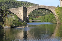 Le vieux pont au Vigan