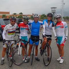 Que bonito es, realizar tu pasión deportiva, con bellas amistades!!  Gracias @zorrove por la invitación de esta súper rodada de 120km  #scottvenezuela #moment #mountain #scottvision #ridepark #style #igers #instapic #instacool #instamood #bestpic #bike #b