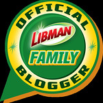 LIBMAN Blogger Badge