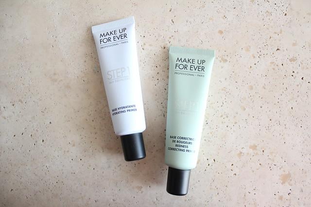 Make Up For Ever Step 1 Skin Equalizer review