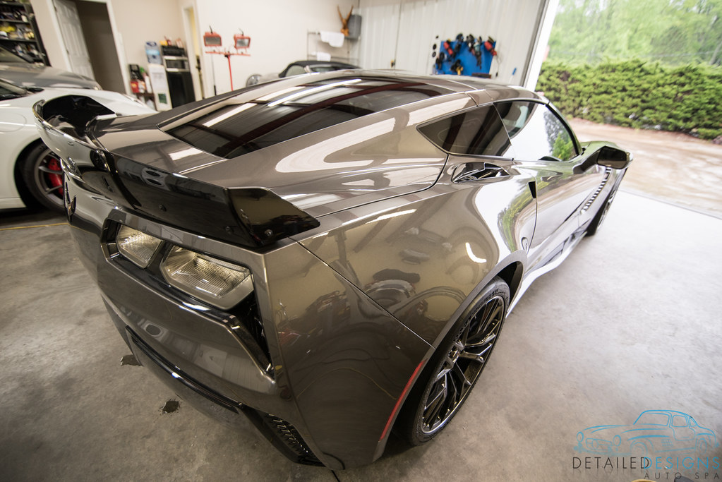 Professional Car Detailing Clear Bra Atlanta