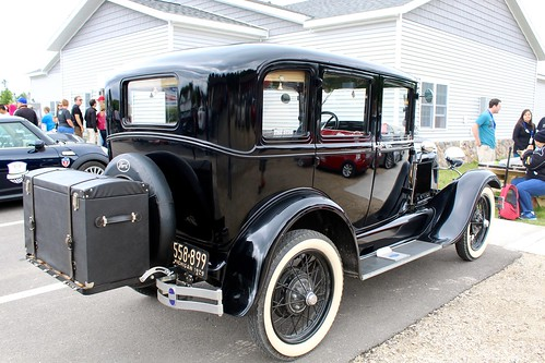 mtts 2016 minitakesthestates michigan naubinway antique ford car auto