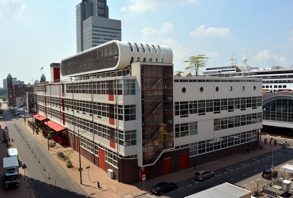 Las Palmas Wilhelminapier Rotterdam
