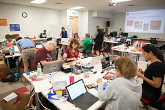 Microcontrollers for Educators Class