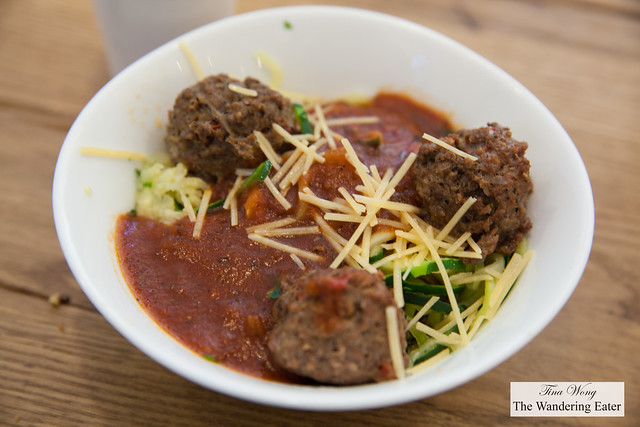 """Spaghetti"" & Meatballs"