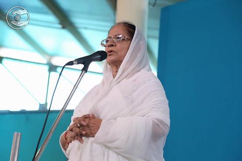 SNM Zonal Incharge, Baljit Kaur from Vadodra, Gujarat