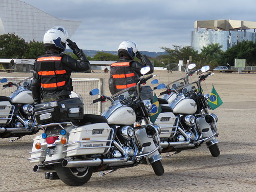 Harley Davidson Police - FAB