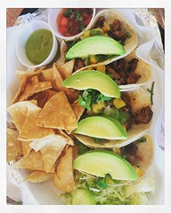 Great #Mexican #lunch @lastortugas_shelby #alpastortacos