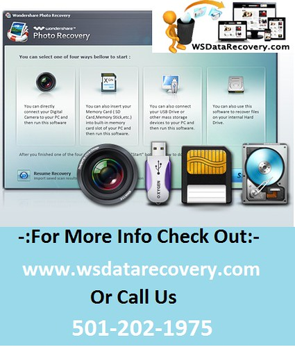 Best Photo Recovery Tool | WS Data Recovery