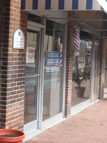 nc northcarolina barbershop barber