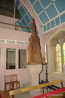 St. Michael & All Angels Episcopal Church, Abban Street & Lochalsh Road, Inverness