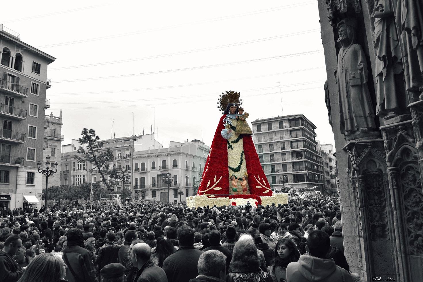 Fallas 2015 - Ofrenda (13)