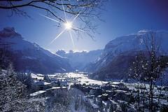 Engelberg - lyžování ve městě mnichů