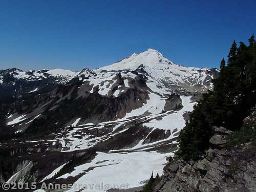 Mt. Baker from Table Mountain, Mount Baker-Snoqualmie National Forest, Washington