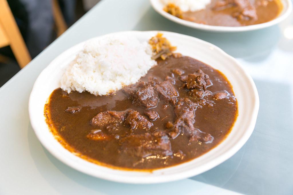 Hayashi beef rice