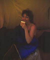 Camping, Studland 1981