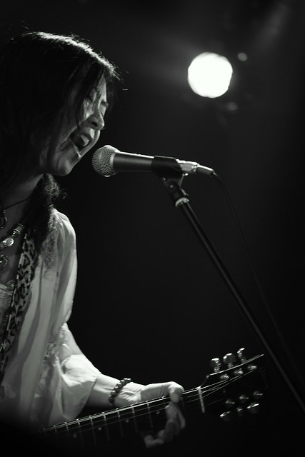 RoundFace live at 獅子王, Tokyo, 25 Mar 2015. 473
