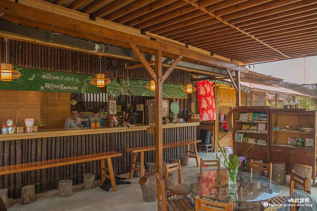 南投埔里一日遊-埔里下午茶-阿稼婆咖啡築屋