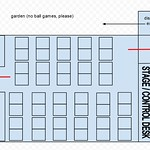 Golders Green Chess: Hall Map