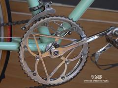 Bianchi cdm 1959 restored