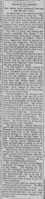 Not relatives - Samuel C. Osborne old article