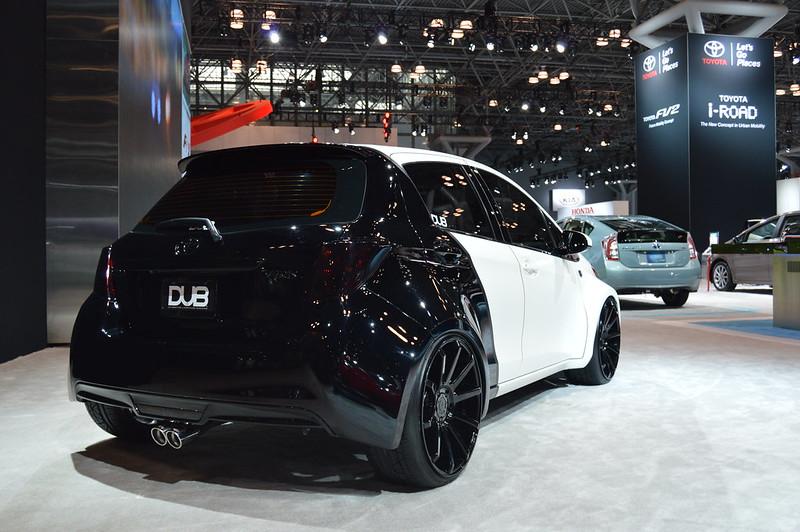 "Toyota Vitz ""Dart"" - 16843127610 5c293ac49e c"