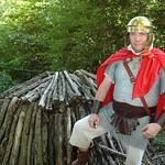 Maximillius a Roman soldier