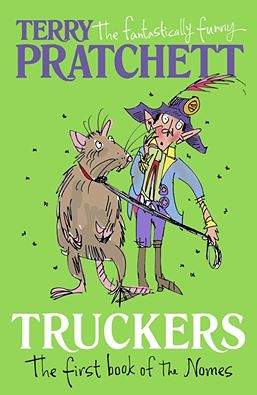 Terry Pratchett and Mark Beech, Truckers