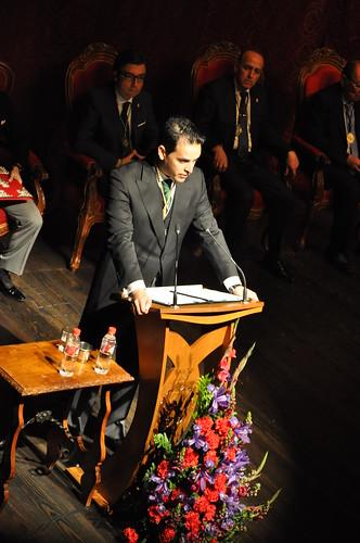 AionSur 16874647526_a90a871aac_d Rafael Martín abrió la Semana de Pasión con un pregón clásico lleno de imágenes eternas, de recuerdos y poesía Cultura Semana Santa Pregón Semana Santa 2015