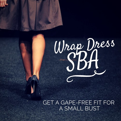 Wrap Dress SBA