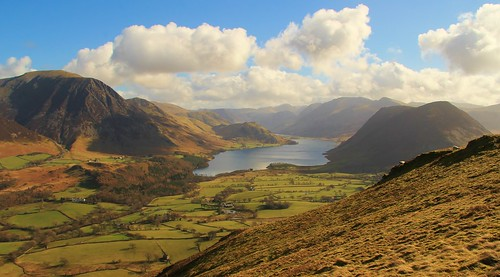 Lake District-Crummock Water and towards Buttermere  100315 (4)