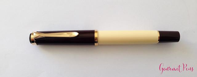 Review Pelikan Classic M200 Café Crème Fountain Pen @AppelboomLaren (2)