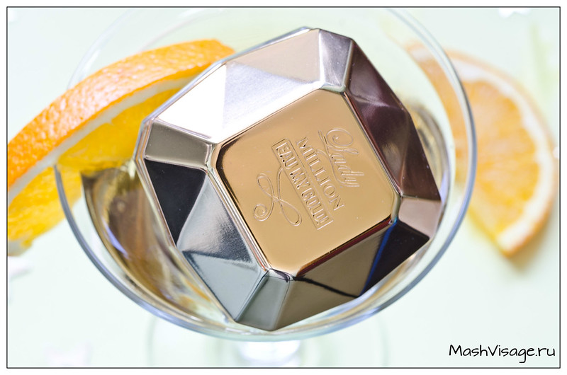 отзыв Lady Million Eau My Gold от Paco Rabanne