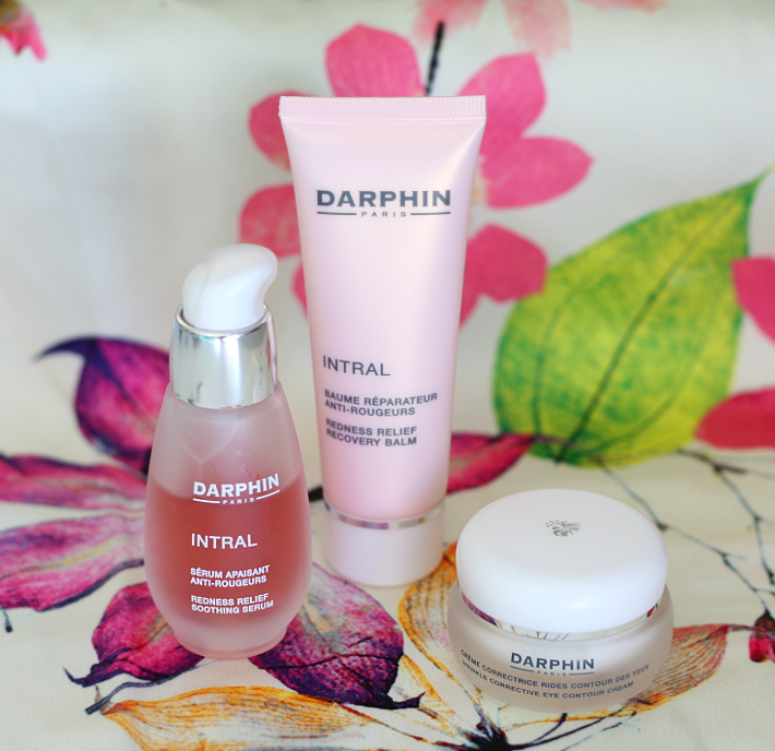 Beauty: Darphin Skincare review on mild rosacea skin