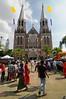 St Mary's catholic cathedral, Yangon