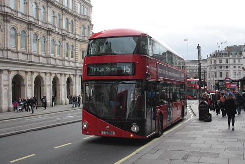 LT268 LTZ1268 New Routemaster