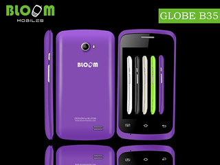 Bloom Smartphone GLOBE B35