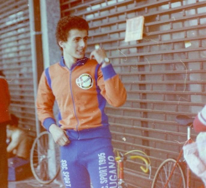 Gino nel 1984