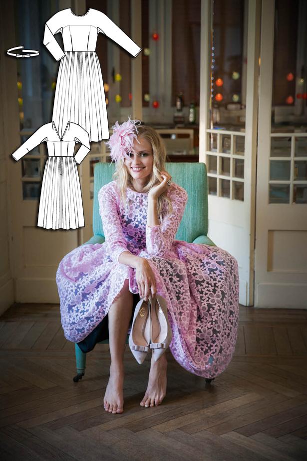 4 Grace Dress