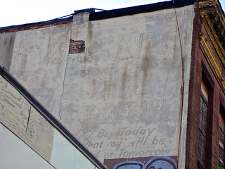 Furniture Ghost Sign, Baltimore, MD